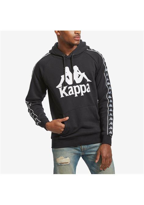 Felpa con cappuccio Kappa | Felpa | 303WH20005 BLACK