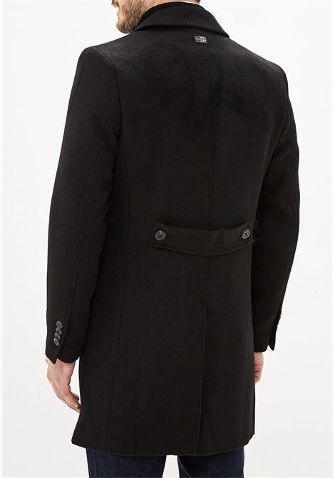 Cappotto misto lana MARCIANO | Cappotto | 94H356 1799ZJBLK