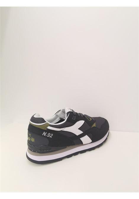 Sneaker n.92 DIADORA | Scarpe | 101.17316980016 NERO FANTASMA