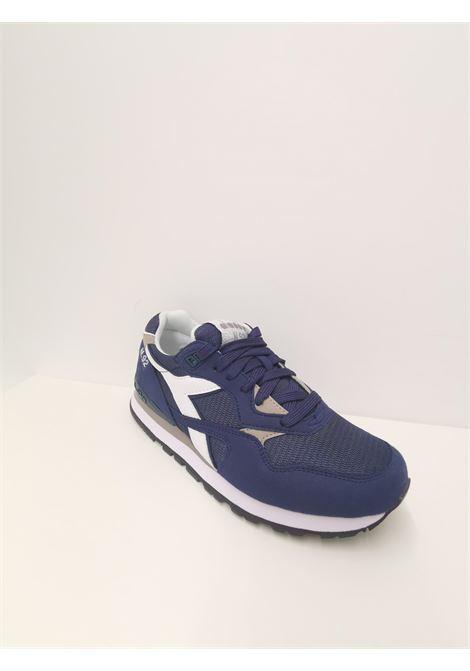 Sneaker n.92 DIADORA | Scarpe | 101.173169C8876 BLU CORSARO/GRIGIO NEUTR