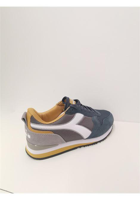 Sneaker olympia DIADORA | Scarpe | 101.17437660069 BLU OTTANIO