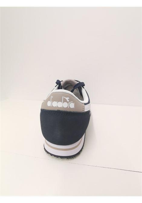 Sneaker vega DIADORA | Scarpe | 101.175065C2074 BLU DENIM/BIANCO