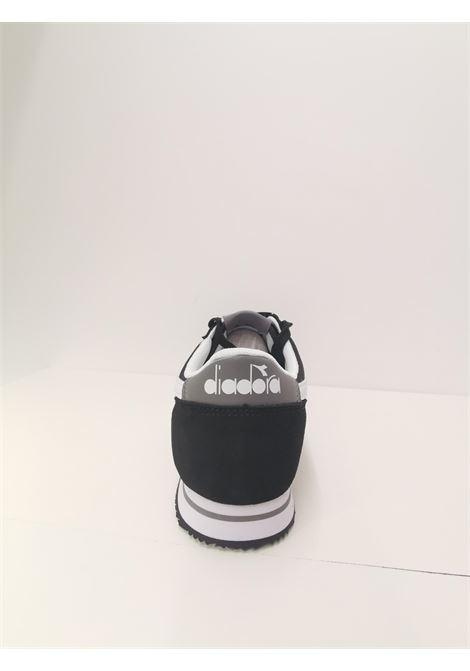 Sneaker vega DIADORA | Scarpe | 101.175065C8514 NERO/GRIGIO BUFERA/BIANC