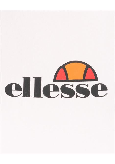 T-Shirt Girocollo ELLESSE | T-shirt | EHW202W200001 BRILLIANT WHITE