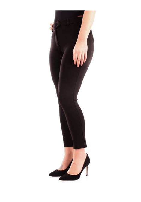 Pantalone FRACOMINA | Pantalone | F320WP2001W03501053 BLACK