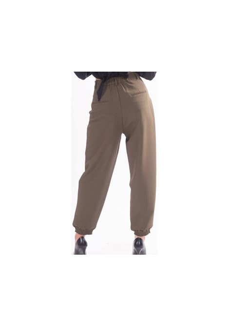 Pantalone FRACOMINA | Pantalone | F320WP7001W05201206 MILITARY GREEN