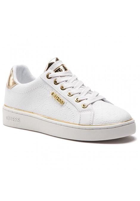 Sneakers Beckie GUESS FOOTWEAR | Scarpe | FL5BEK FAL12WHITE