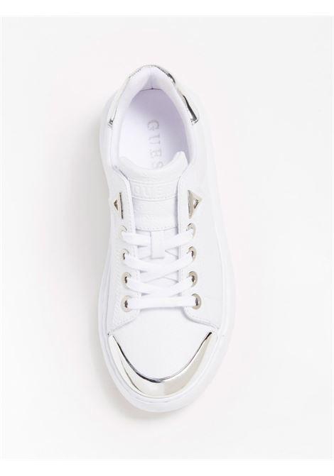 SNEAKER BRANDYN 4G LOGO GUESS FOOTWEAR | Scarpe | FL7BDY FAL12WHITE