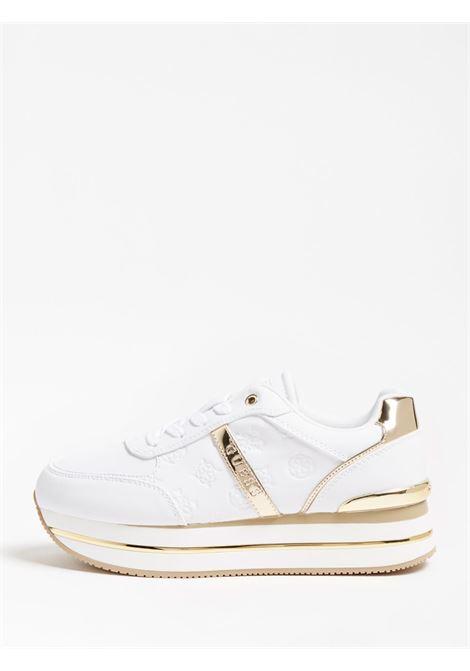 GUESS FOOTWEAR |  | FL7DFE FAL12WHITE