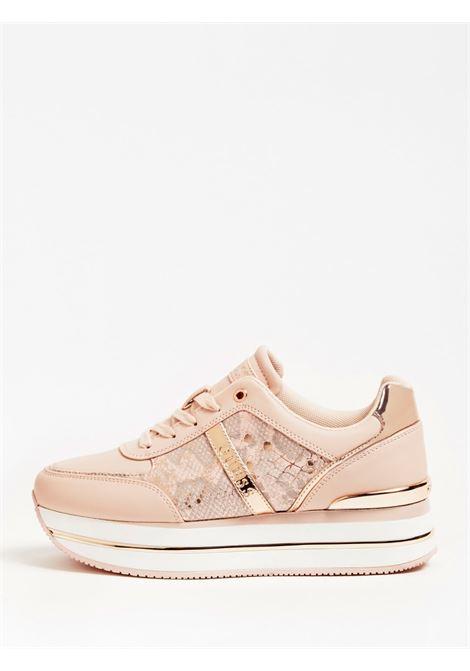 GUESS FOOTWEAR |  | FL7DFE PEL12BLUSH
