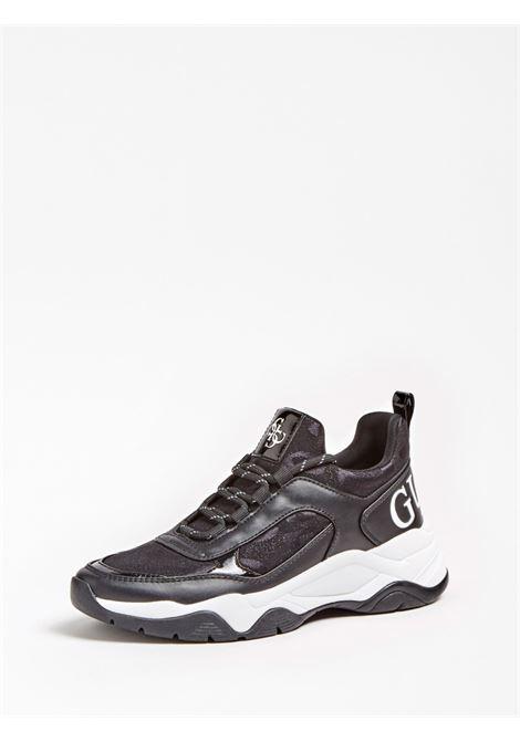 GUESS FOOTWEAR |  | FL7FRY FAP12BLACK