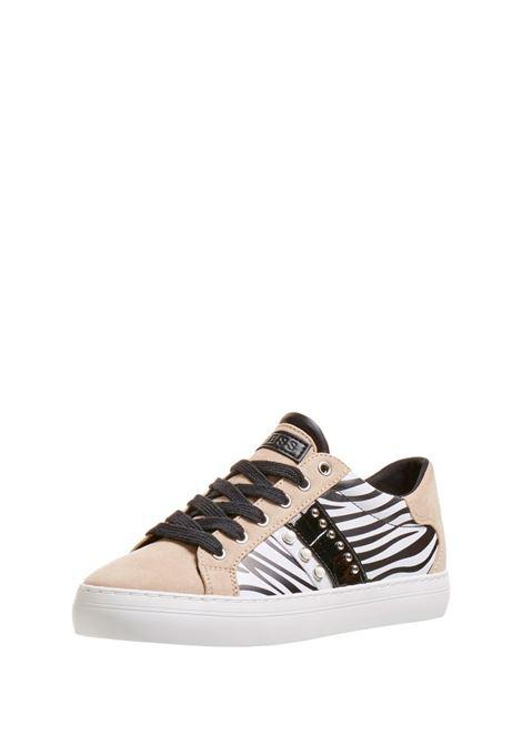 Sneakers Grasey GUESS FOOTWEAR | Scarpe | FL7GRY PEL12WHIBL