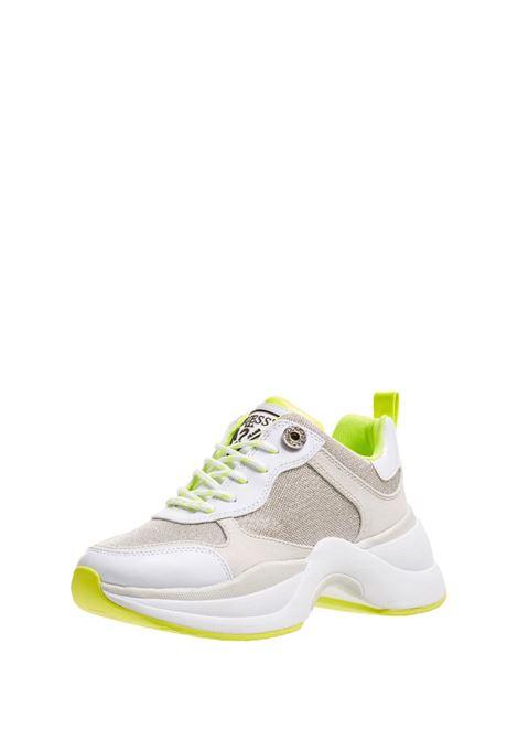 RUNNER JULESS INSERTI GUESS FOOTWEAR | Scarpe | FL7JUS FAB12SILYE