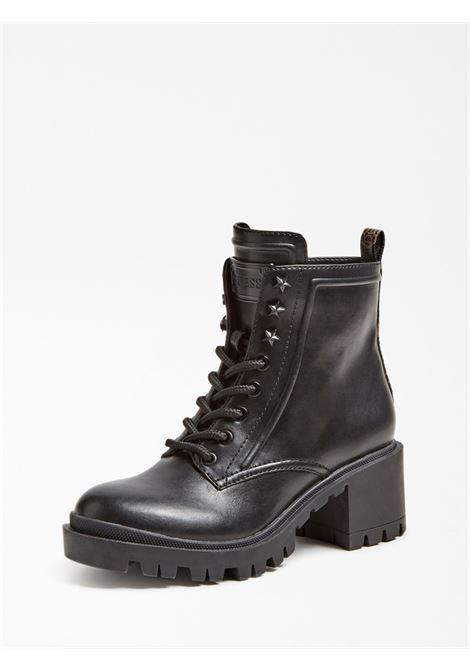 ANFIBIO MAGALY SIMIL PELLE GUESS FOOTWEAR | Scarpe | FL7MAY ELE10BLACK