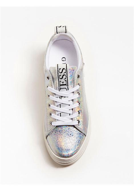 GUESS FOOTWEAR |  | FL7RIT LEL12SILVE