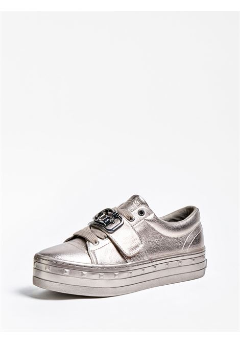 SNEAKER BALIT FASCIA LOGO GUESS FOOTWEAR | Scarpe | FL8BLI ELE12GREY