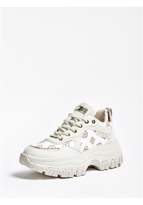 GUESS FOOTWEAR |  | FL8BRY FAL12WHITE
