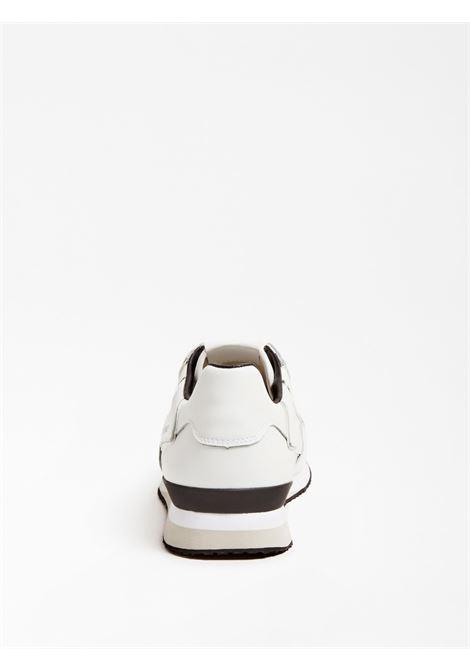 RUNNER GENOVA SCRITTA LOGO GUESS FOOTWEAR | Scarpe | FM7GEN ELE12WHITE