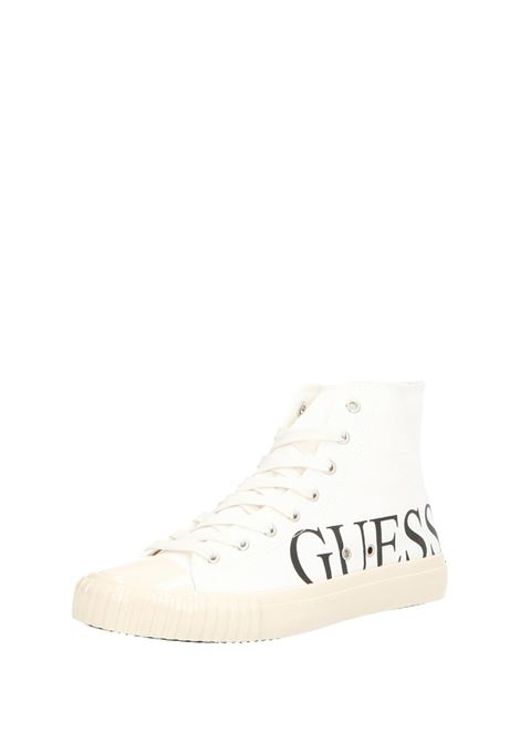 GUESS FOOTWEAR |  | FM7NWH FAB12WHITE