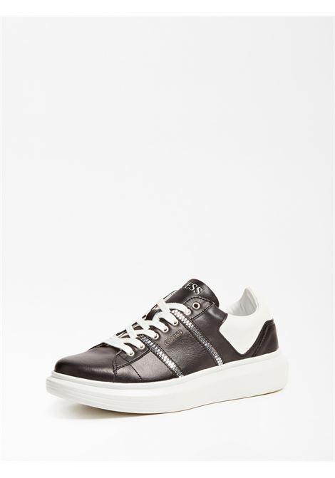GUESS FOOTWEAR |  | FM7SAI LEA12BLACK