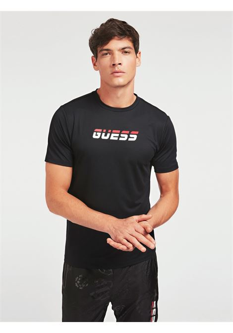 T-shirt logo GUESS UNDERWEAR | T-shirt | U0BA40 MC031JBLK