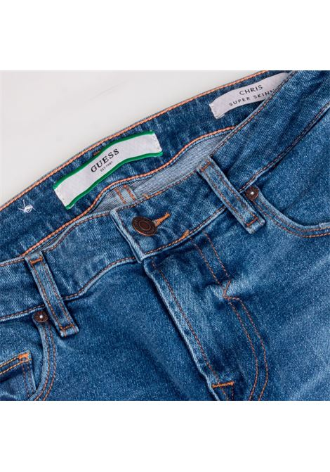 Jeans Chris GUESS | Jeans | M0BA27 D46X1FDAL