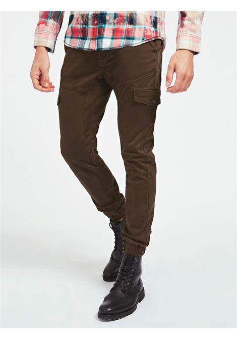 Pantalone tasconi GUESS | Pantalone | M0BB17 WDCY1G1AM