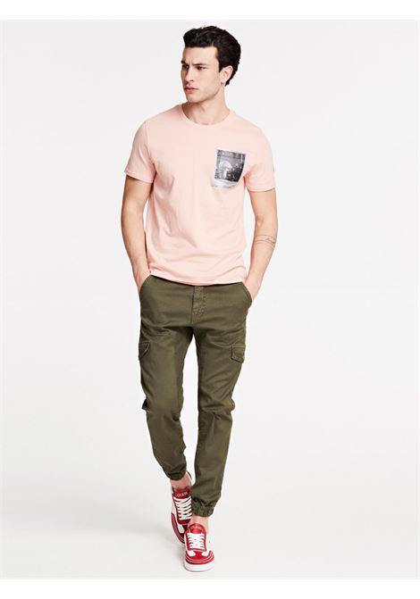 PANTALONE SLIM GUESS | Pantalone | M0YB17 WD2D1G8X8