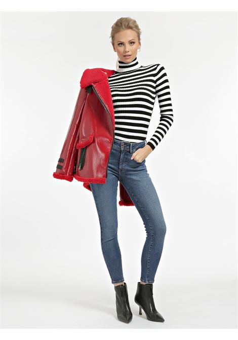 JEANS MODELLANTE GUESS | Jeans | W0BA25 D46D2BWIC