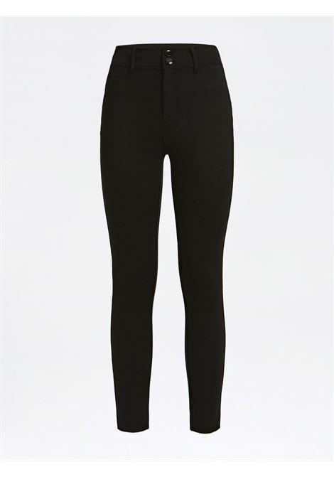 PANTALONE SKINNY MONACO PONTE GUESS | Pantalone | W0BA34 K8RN0JBLK