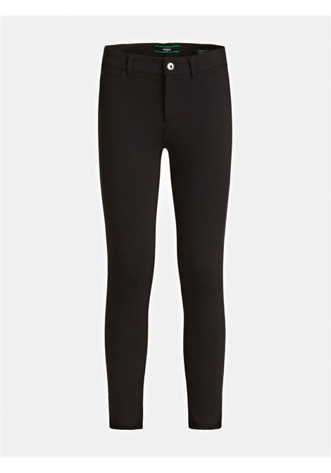 Pantalone Curve X GUESS | Pantalone | W0YAJ2 K8RN0JBLK