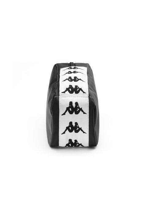 Pochette in woven Kappa | Borsa | 31113VWANG BLACK-WHITE