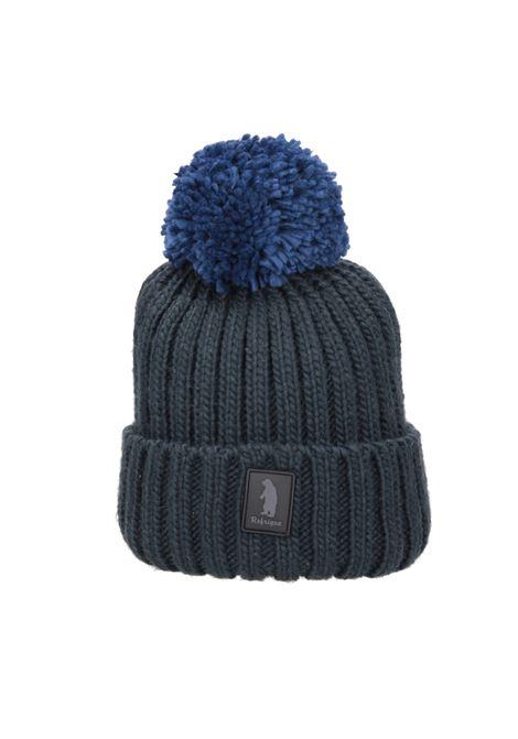 Cappello costine logo REFRIGUE | Cappello | R85129NAV2M326 NAVY/BLUE