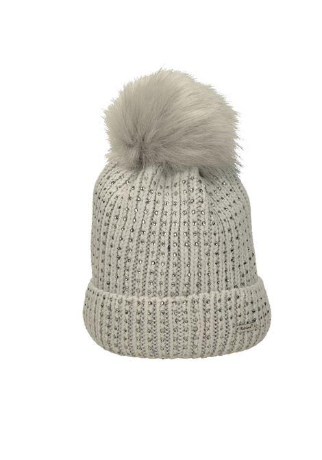 Cappello con applicazioni REFRIGUE | Cappello | R85145NAV2W094 ICE