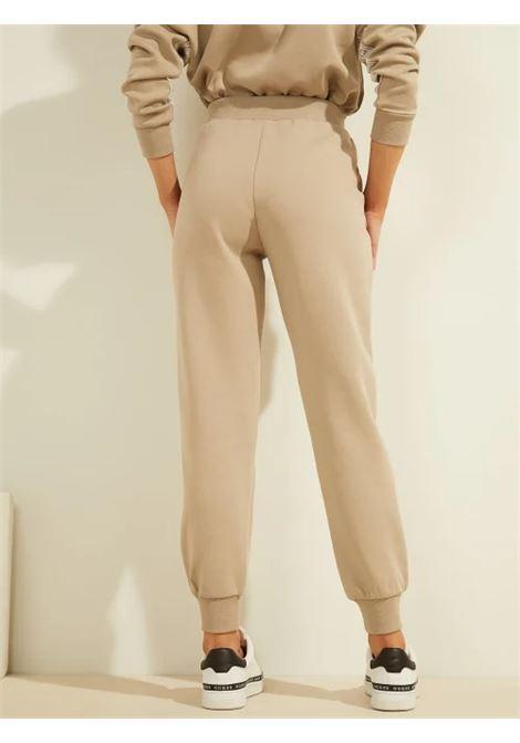 PANTALONI LOGO FRONTALE GUESS ACTIWEAR | Pantalone | O0BA26 KA3P1TRTP