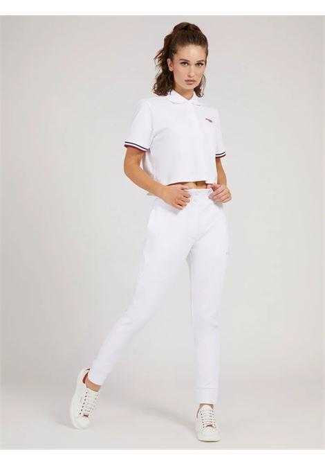 Jogger logo frontale GUESS ACTIWEAR   Pantalone   O1BA67 FL03SG011