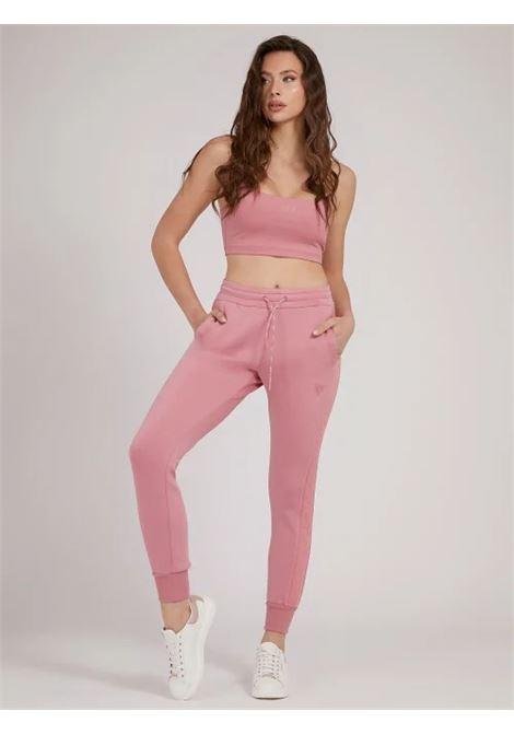 Pantaloni con banda logata GUESS ACTIWEAR   Pantalone   O1GA49 KAMN2BLPN