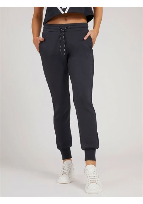 Pantaloni con banda logata GUESS ACTIWEAR | Pantalone | O1GA49 KAMN2G7FQ