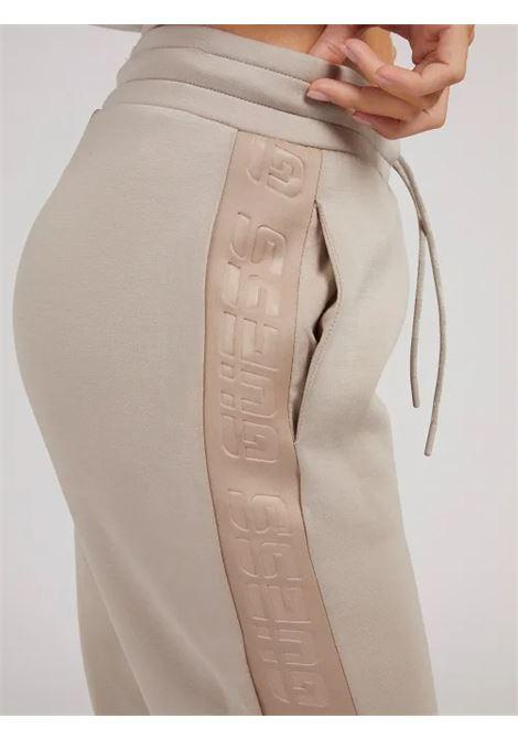 Pantaloni con banda logata GUESS ACTIWEAR | Pantalone | O1GA49 KAMN2TRTP
