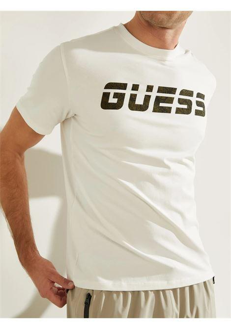 T-shirt logo frontale GUESS ACTIWEAR | T-shirt | U1BA10 J1311G018
