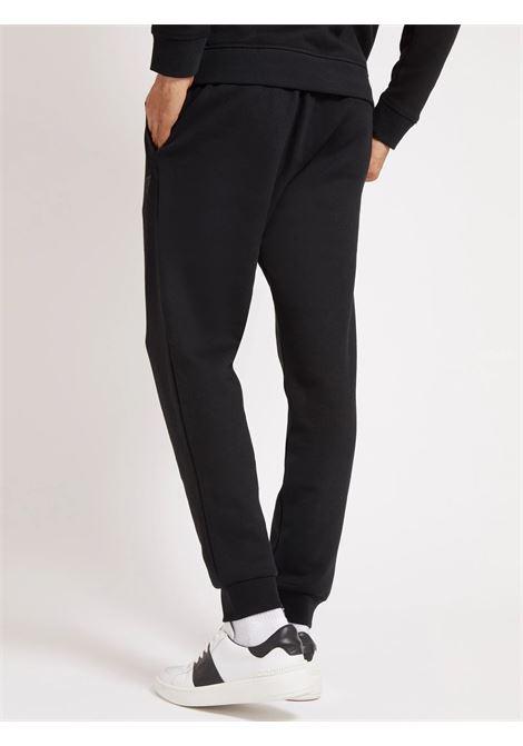 Pantalone felpa GUESS ACTIWEAR | Pantalone | U1YA04 K9V31JBLK