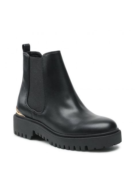 Stivaletto olet inserto stretch GUESS FOOTWEAR | Stivaletti | FL7OLT ELE10BLACK