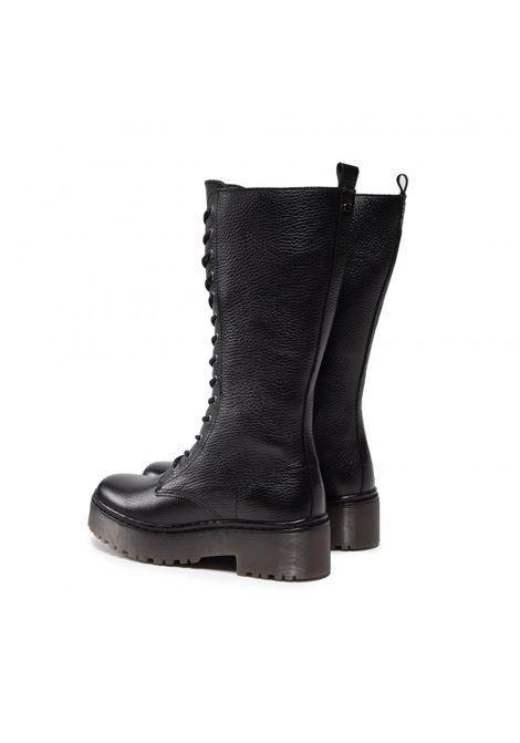 Stivale toki vera pelle GUESS FOOTWEAR | Stivaletti | FL7TOK LEA11BLACK