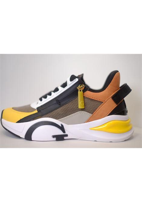 SNEAKERS BALIA ZIP GUESS FOOTWEAR | Sneakers | FL8BIA FAB12YELBR