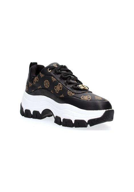 Footwear Active Lady GUESS FOOTWEAR | Sneakers | FL8BNI FAL12BLKBR