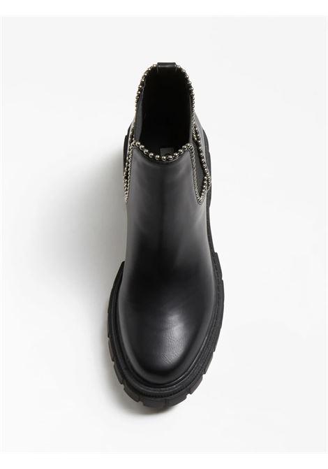 Stivaletto kalona borchie GUESS FOOTWEAR | Stivaletti | FL8KAL ELE10BLACK