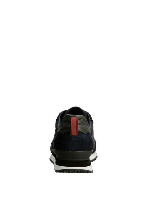 Runner new glorym triangolo logo GUESS FOOTWEAR | Sneakers | FM7NGM FAB12BLUE
