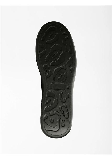 Sneaker salerno vera pelle GUESS FOOTWEAR | Sneakers | FM7SLR LEA12BLKCO