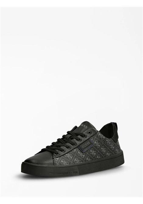 Sneaker vice 4g logo GUESS FOOTWEAR | Sneakers | FMVIC8 FAL12COAL
