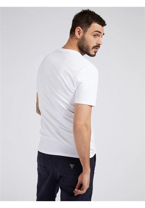 T-shirt stampa frontale GUESS | T-shirt | M1YI67 J1311G011